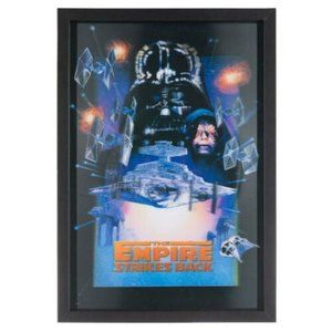 Star Wars Episode 5 3D Wall Decor Home Decoration